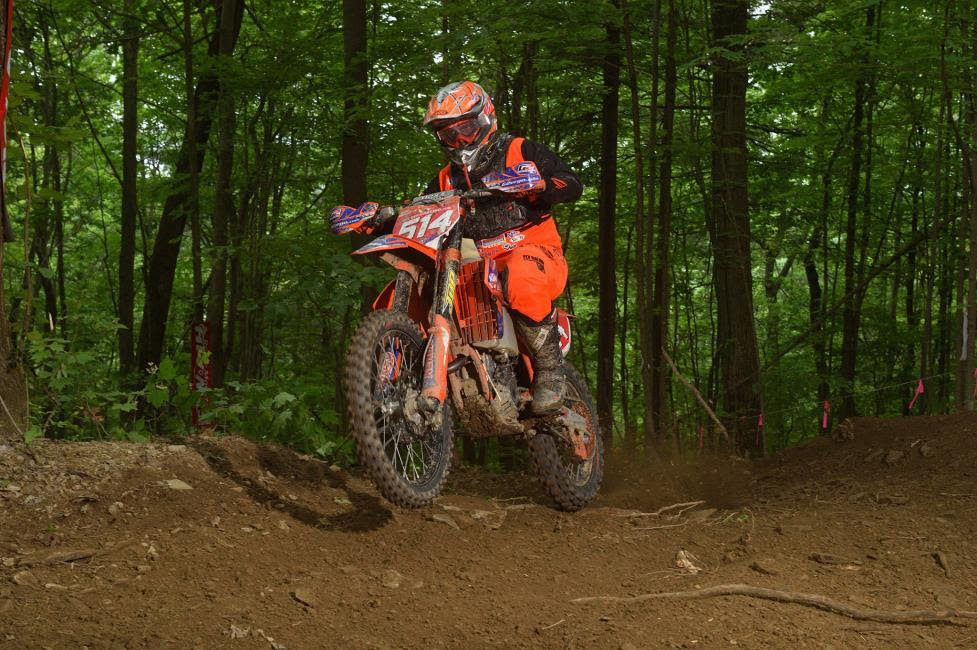 Steward Baylor Jr. is looking for a fresh start as GNCC Racing makes it's return this weekend in Mount Morris, Pennsylvania.