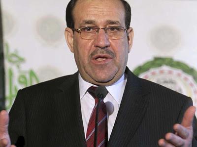 Al Maliki, en una imagen de archivo.