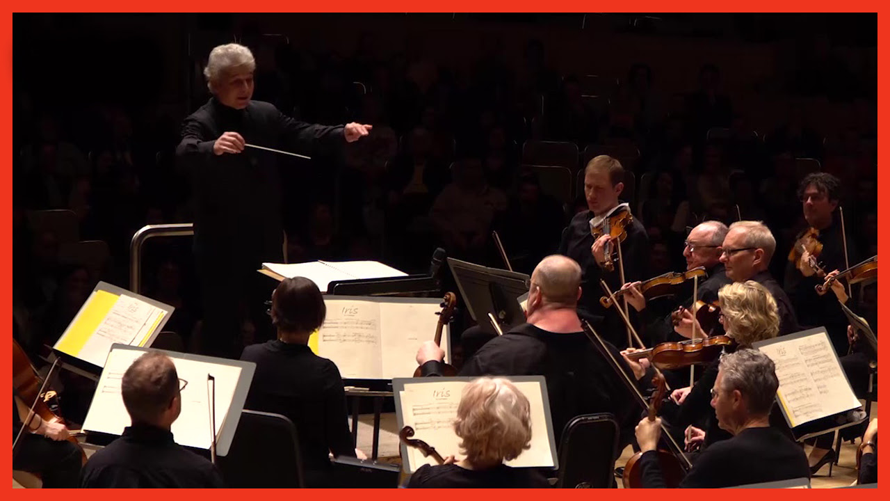 Peter Oundjian conducts the TSO at Roy Thomson Hall