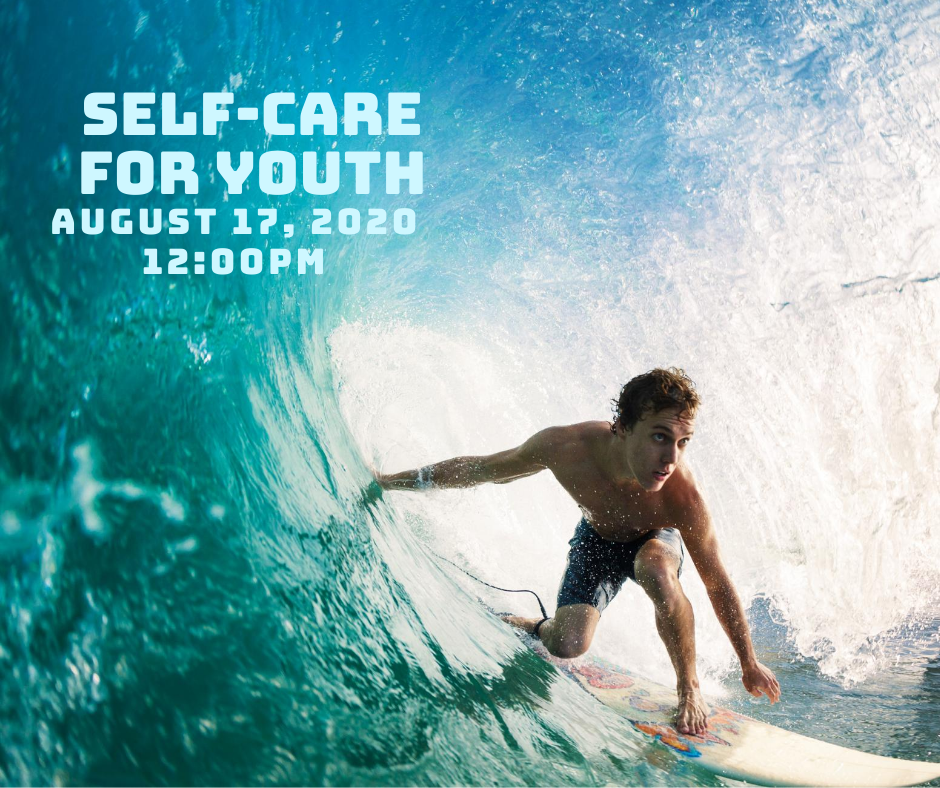 Mental Health America Presents: Self-Care for Youth Event ...