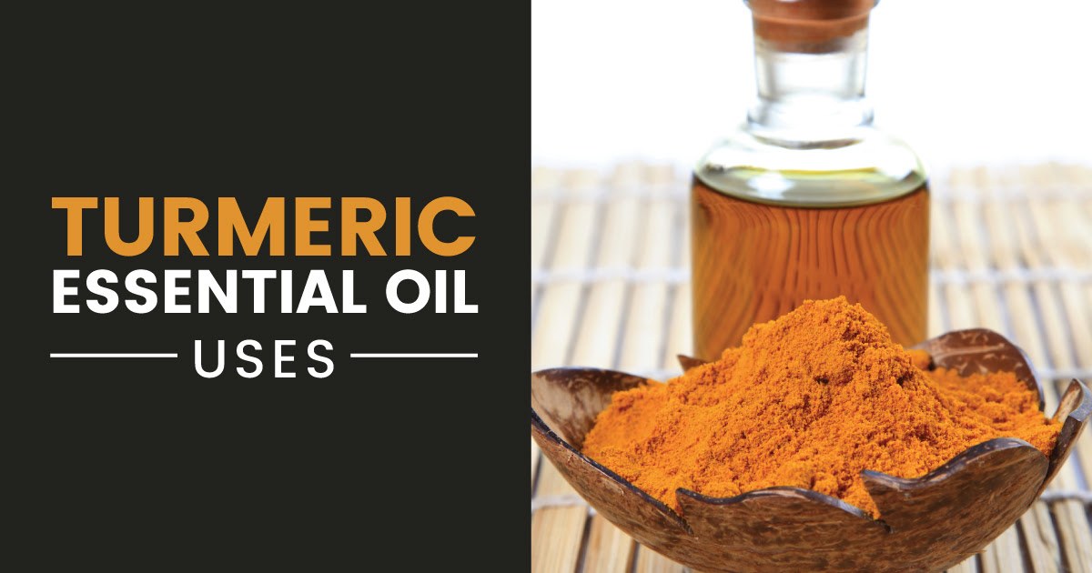 Turmeric Oil Uses