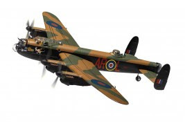 AA32626   Corgi 1:72   Avro Lancaster B.1 PA474 operated by The Battle of Britain Memorial Flight the only airworthy Lancaster in Europe
