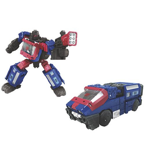 Image of Transformers Generations War for Cybertron: Siege Deluxe Crosshairs