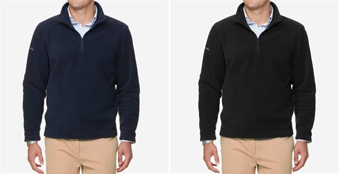 Men`s Columbia 1/4 Zip Fleece.