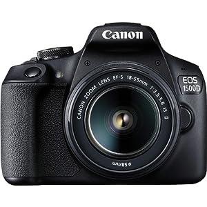 Canon 1500D DSLR camera