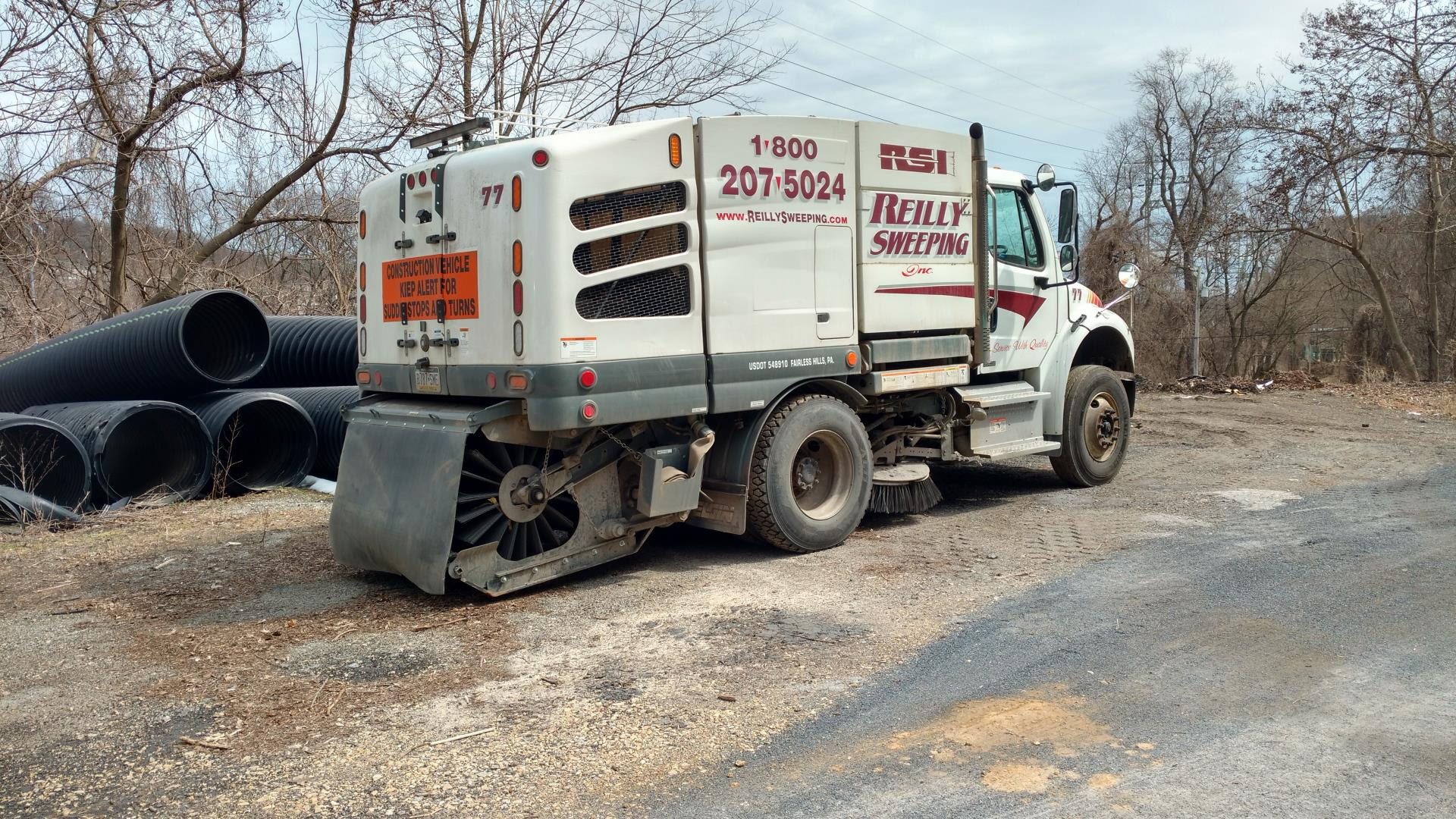 Lower Merion Township Street Sweeping