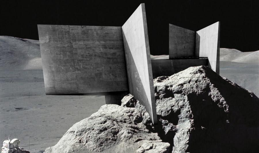 Este artista está trabalhando com a Agência Espacial Europeia para colocar um templo na Lua