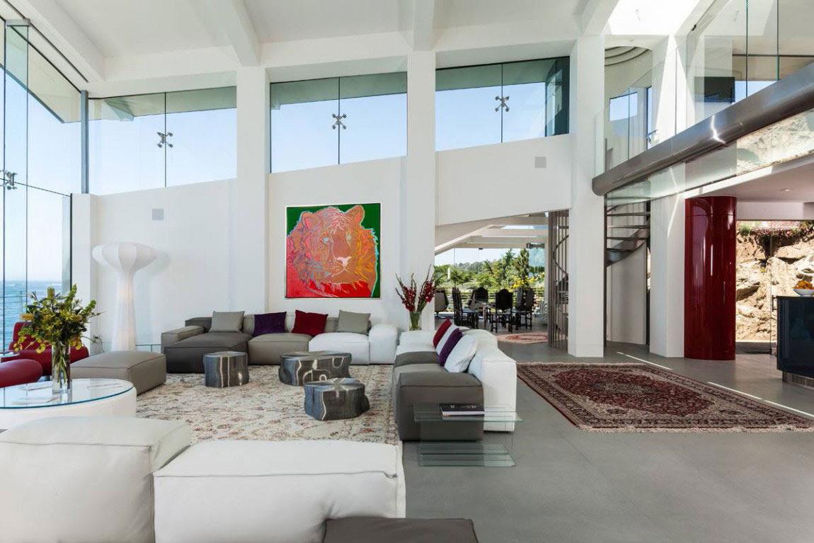 Κομψό σπίτι στην Καλιφόρνια Σχεδιασμένο από τον Eric Miller Αρχιτέκτονες (9)