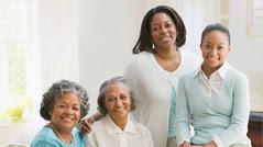 multigeneration of women