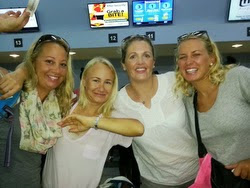 J/22 Cayman Islands women's Viking Team!