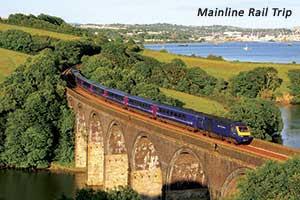 Mainline rail trip