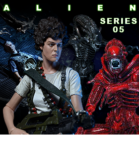 ALIENS 7 INCH FIGURES SERIES 05
