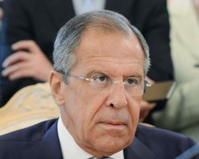 El ministro ruso de Asuntos Exteriores, Serguei Lavrov