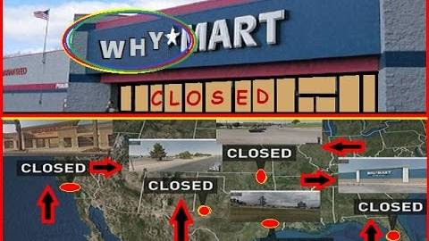 The Real Reason Walmart Is Closing Stores Suddenly