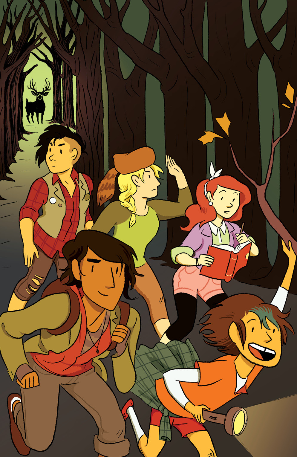 Lumberjanes #1 WonderCon Exclusive