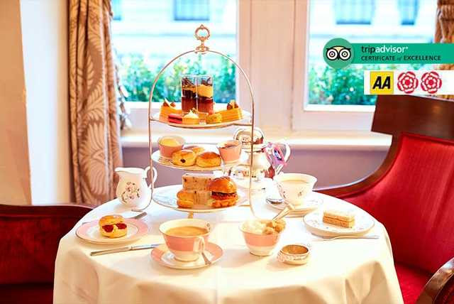 5* Royal Horseguards Afternoon Tea & Champagne for 2, Westminster