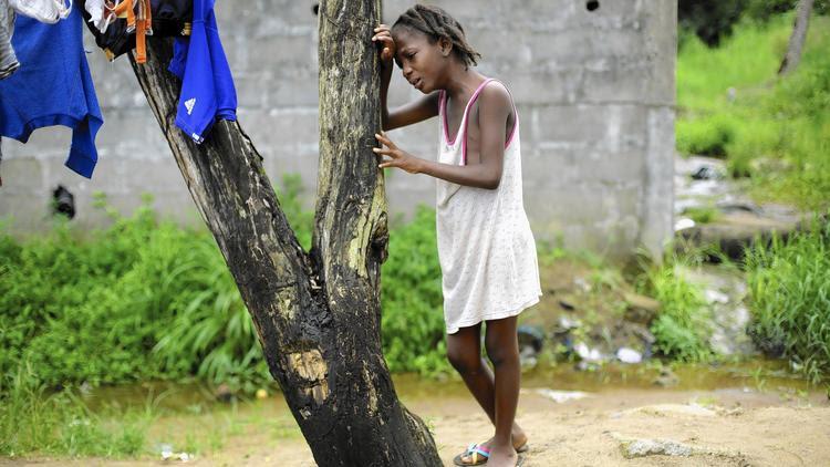 Ebola outbreak in Liberia
