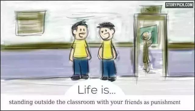 Nếu cuộc đời mỗi người chỉ lặp đi lặp lại trong 10 bức tranh này thì ắt hẳn không ai tìm được ý nghĩa cuộc sống ẩn sâu bên trong! - Ảnh 13.