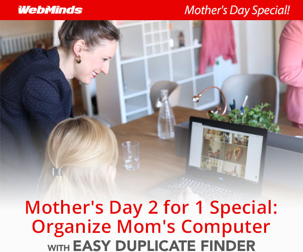 WebMinds Mother's Day Special