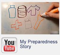 YouTube: My Preparedness Story