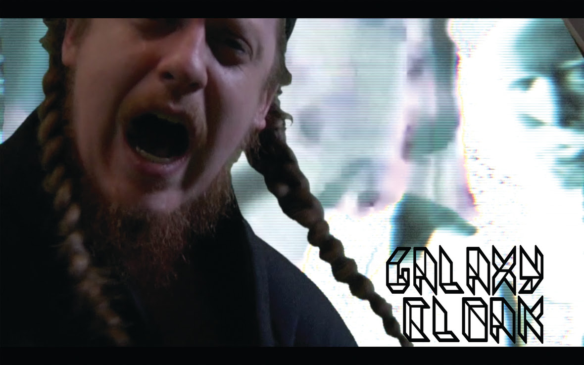 galaxy cloak  band promo