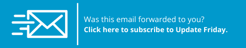 Was this email forwarded to you? Click here to subscribe/
