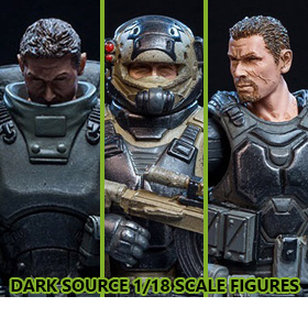 JOY TOY DARK SOURCE FIGURES