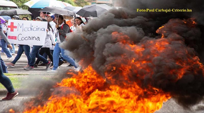 movilización y protestas