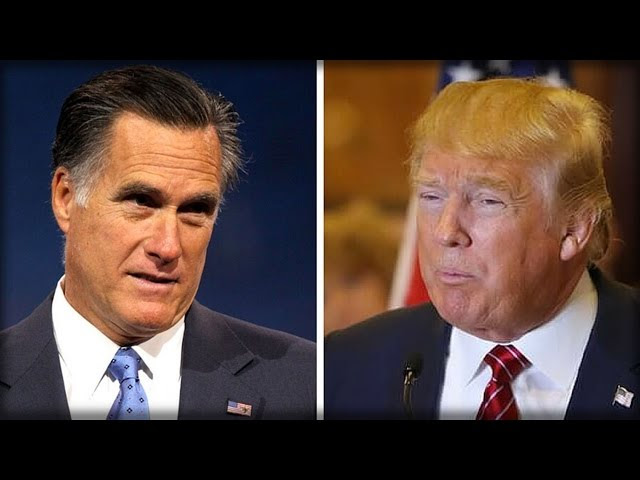 YOU'RE FIRED! TRUMP JUST DUMPED ROMNEY HARD Sddefault