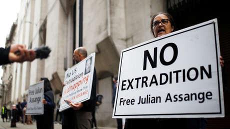 """Snowden: """"No se puede condenar a Assange bajo la Ley de Espionaje sin exponer a The New York Times y otros medios a los mismos cargos"""""""