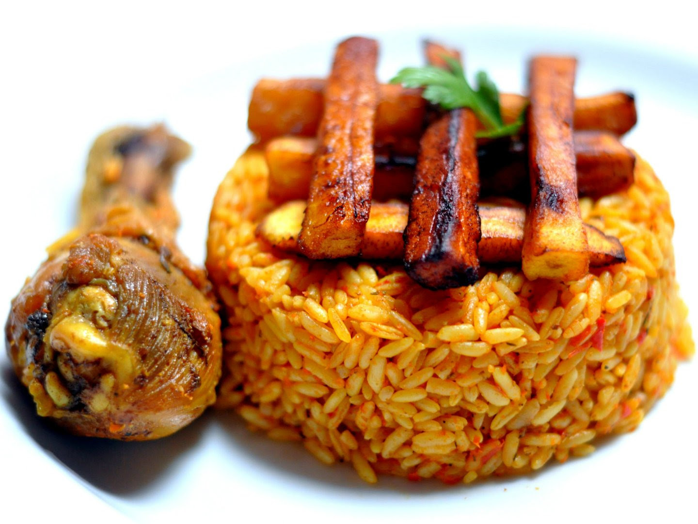 nigeria jollof rice - Delicious Dishes From Across Africa