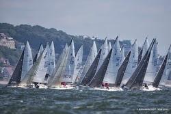 J/80s sailing World championship