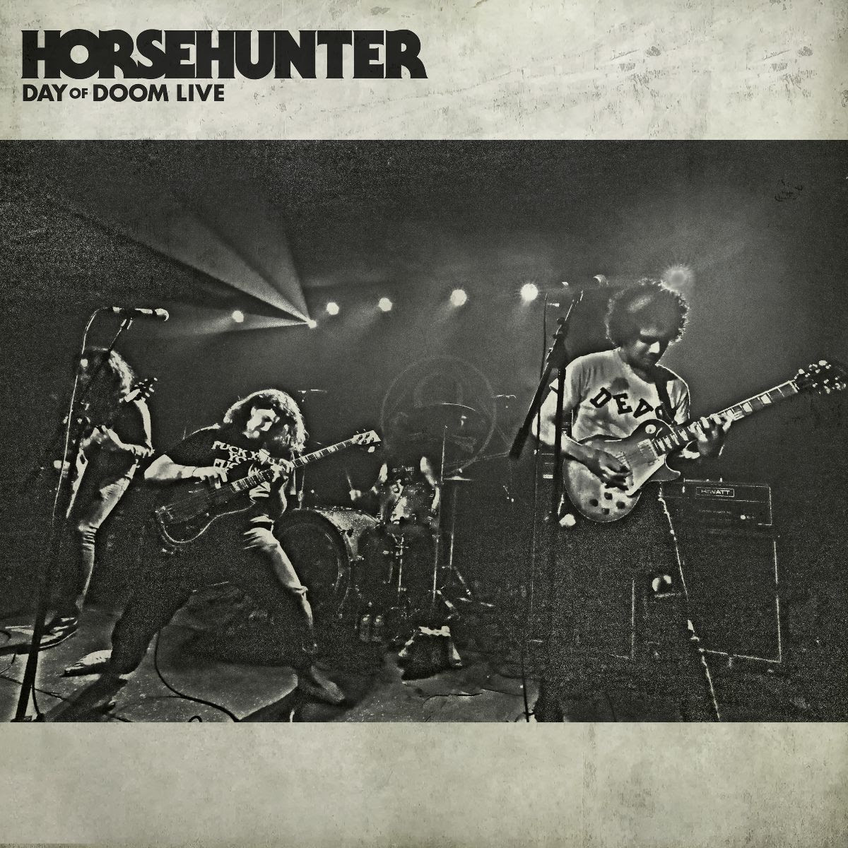 "HORSEHUNTER cover ""Day of Doom Live"""