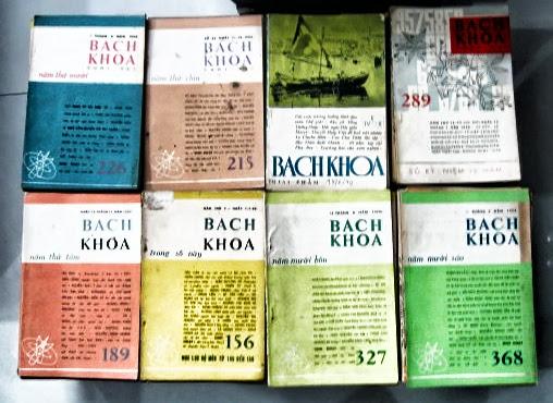 Tạp chí Bách Khoa. Nguồn: Sachxua.net