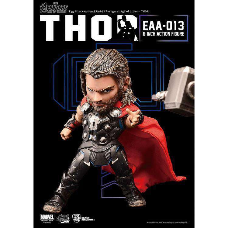 Image of Avengers: Age of Ultron Egg Attack Action EAA-013 Thor