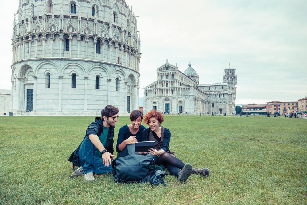 Mejores becas para estudiar en Italia