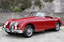 1958 Jaguar XK150 Roadster
