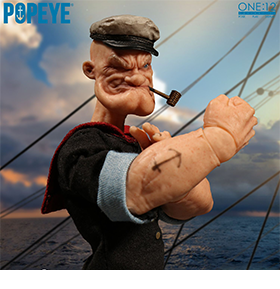POPEYE ONE:12 COLLECTIVE POPEYE