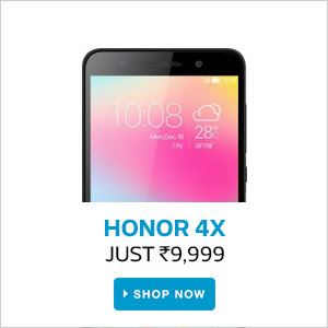 Honor 4X |  At Rs.9999