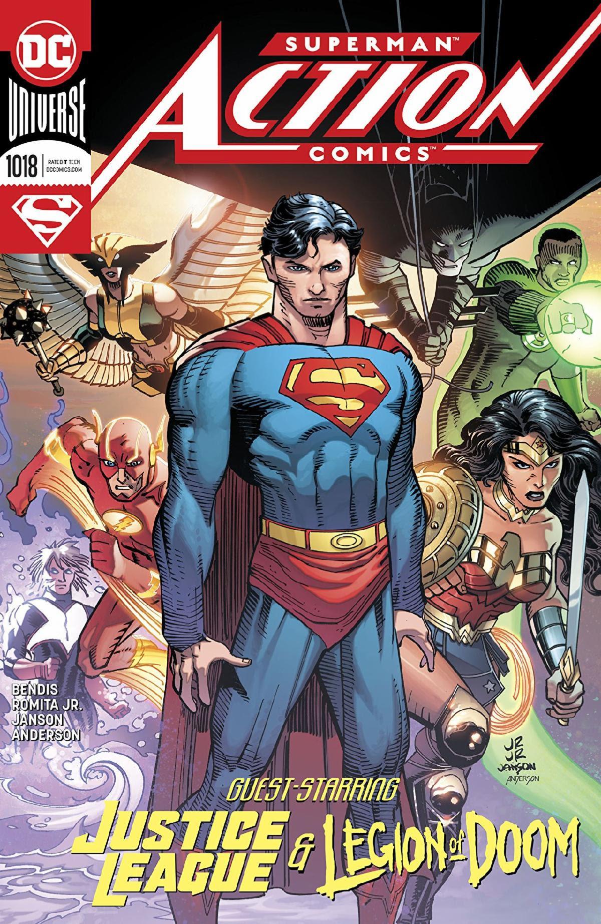 Action Comics by Brian Michael Bendis