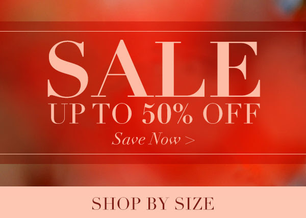 Mid season sale - Save up to 50% off on selected styles at Julipa.com