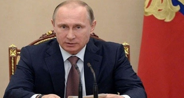 RUSIA: Presidente Putin asegura que cualquier intento de encubrir el terrorismo es complicidad
