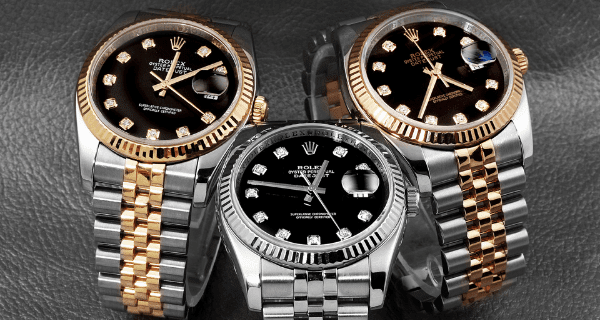 Datejust Diamond Dial Watches