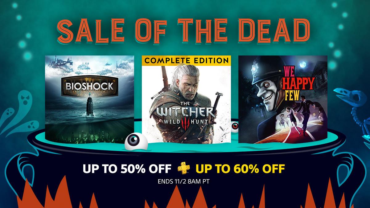 Sale of the Dead Week 1