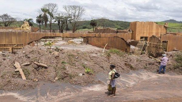 El gigante minero anglo-australiano BHP trata de evadir la reparación por daños y perjuicios a unas 200.000 personas perjudicadas por la falla de la represa de desechos Fundao.