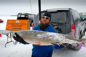DNR announces 2014 Black Lake season harvest results