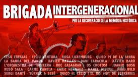 Primer Disco de la Brigada Intergeneracional para la Recuperación de la Memoria Histórica