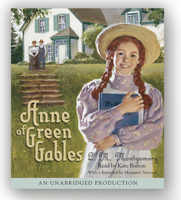 Free Audiobook Download of Anne of Green Gables
