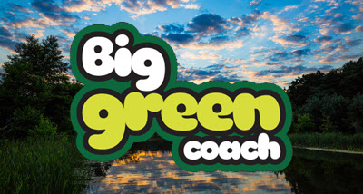 Big Green Coach Travel Partner