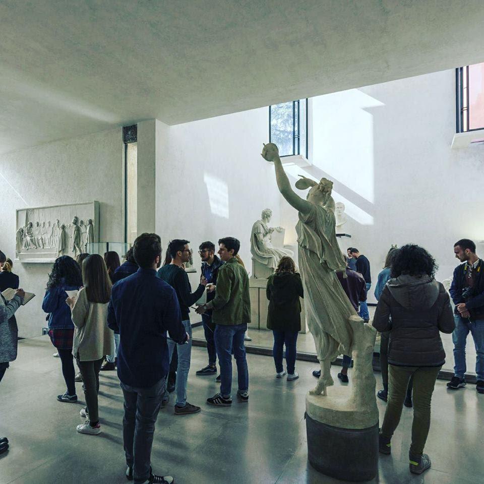 immagine guide spontanee al Museo